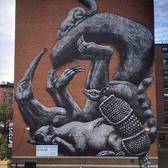 ROA for Monument Art in Harlem, NYC