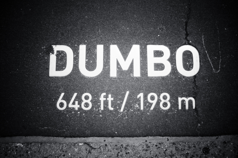 DUMBO | <b>D</b>own <b>U</b>nder the <b>M</b>anhattan <b>B</b>ridge <b>O</b>verpass