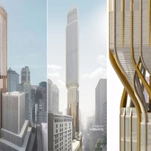 Madison Equities Files Permit for 1,115-Foot Supertall Condo in the Financial District