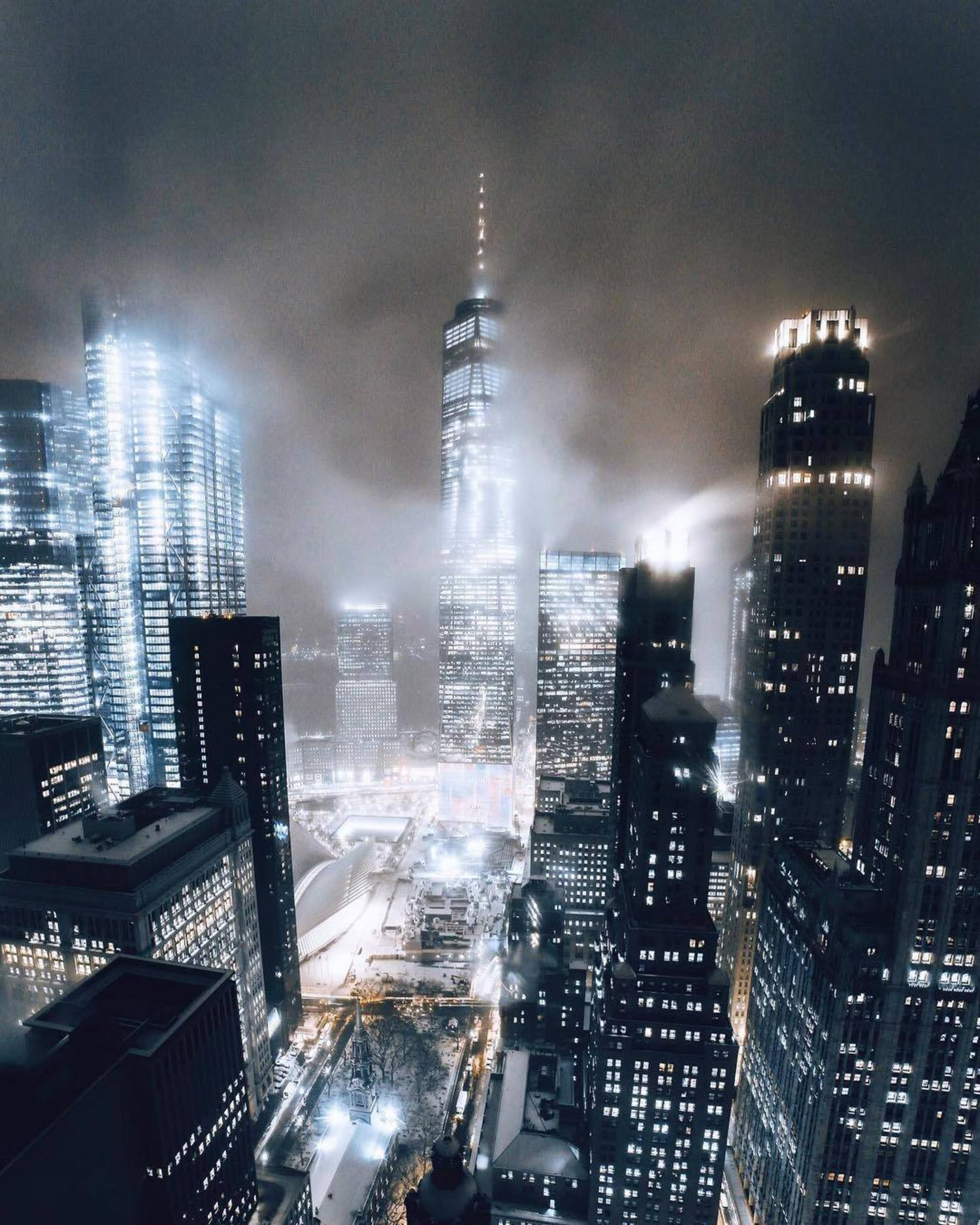 New York, New York. Photo via @raves_ #viewingnyc #nyc #newyork #newyorkcity