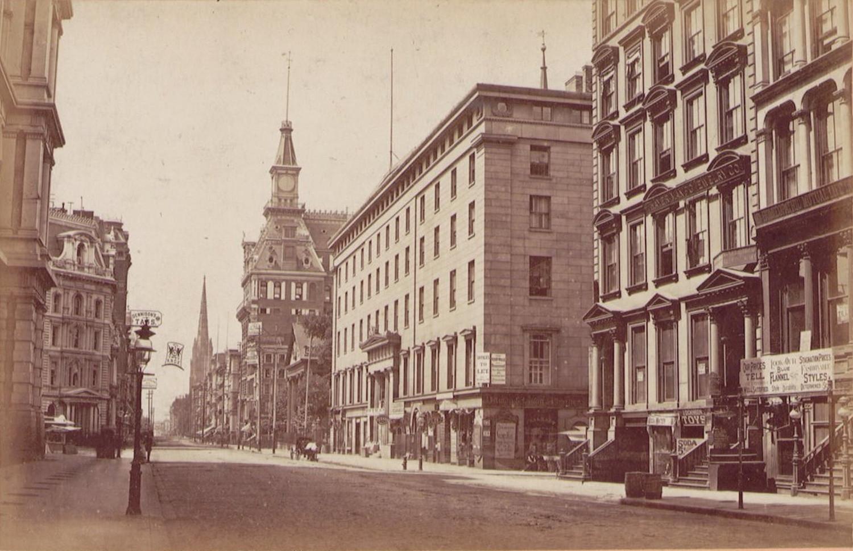 Broadway 1875