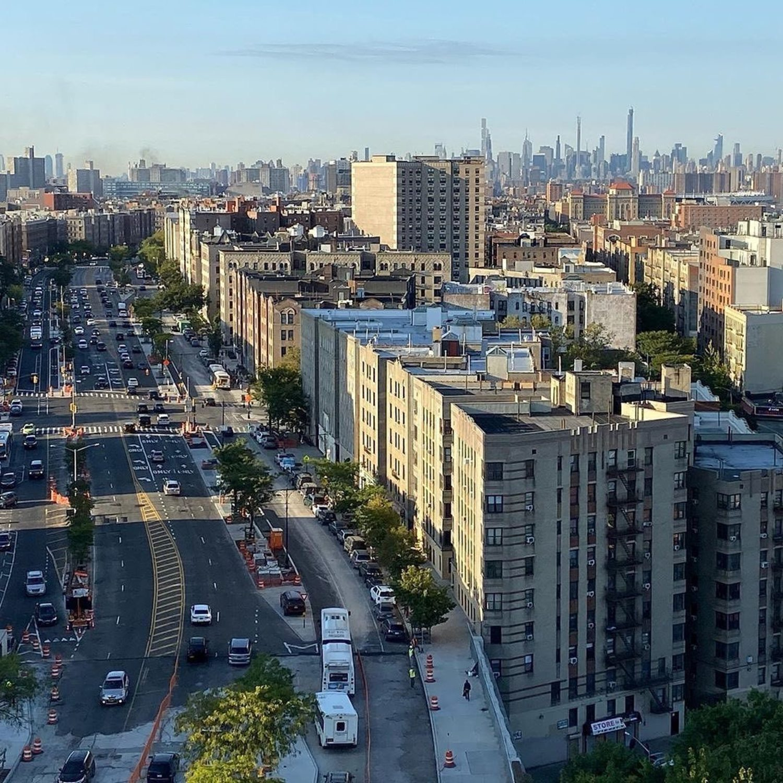 Bronx, New York.