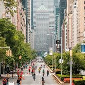 Summer Streets, Park Avenue, Midtown, Manhattan