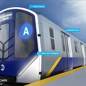 New York MTA have issued a proforma design for the next generation of subway cars and station upgrades.