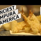 This Deep Fried Tempura Restaurant has a Michelin Star — Elevated Cooking