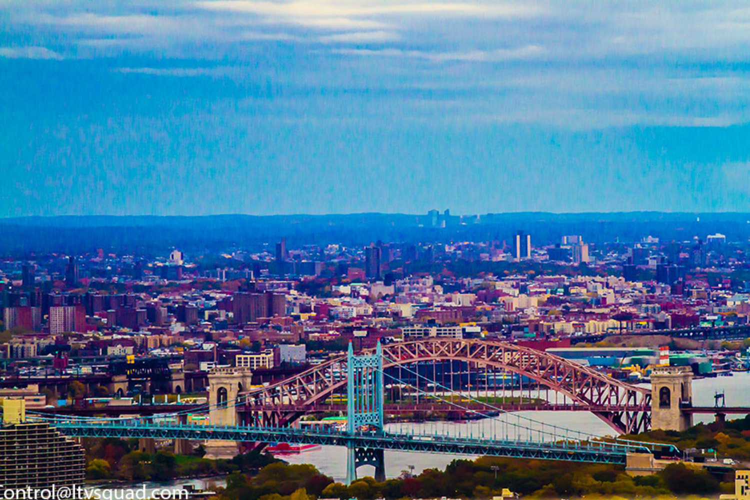 The Triboro, Hell Gate, The Bronx, and… North.