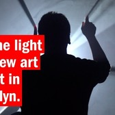 See the light at a new exhibit in Brooklyn