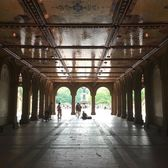 Bethesda Terrace, Central Park, New York. Photo via @marleejot #viewingnyc #newyorkcity #newyork