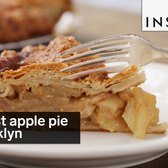 This is the best apple pie in Brooklyn