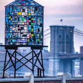 Brooklyn, New York. Photo via @krisalhe #viewingnyc #newyork #newyorkcity #nyc #brooklyn #brooklynbridge #tomfruin