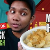 The Best Cheap Mac & Cheese in NYC || Operation $5 Lunch