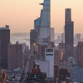 Hudson Yards from the Upper West Side
