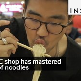 This NYC shop has mastered the art of noodles
