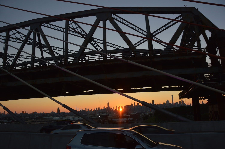 Kosciusko Bridge, Brooklyn/Queens