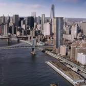 Extell's Lower East Side Tower Imagined as Part of NYC Skyline In New Video