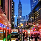 34th Street and 8th Avenue, Midtown, Manhattan