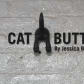 Cat Butt by Jessica Bal