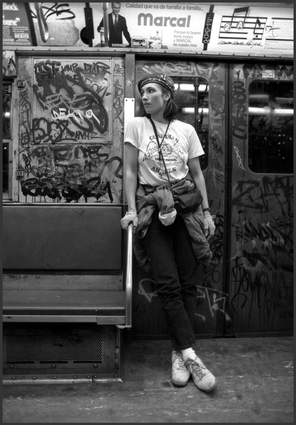 Daily News Gallery Documents New York City S Subway Crime