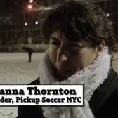 "Soccer and the City - ""Pickup Soccer NYC"""