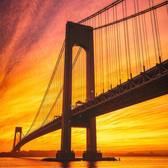 Verrazzano-Narrows Bridge, New York, New York