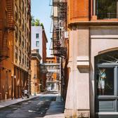 Staple Street Skybridge, Tribeca, Manhattan