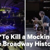 'To Kill a Mockingbird' Becomes First Broadway Show Performed at Madison Square Garden   NowThis