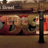 New York City Subways from the 70's and 80's full of graffiti PART 2/2