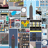 """Still Life"" - Chris Ware - The New Yorker, May 4, 2020"
