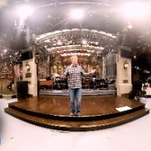 Will Ferrell's 360° Tour of Studio 8H - SNL