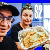 Eating every meal for $2 in NYC