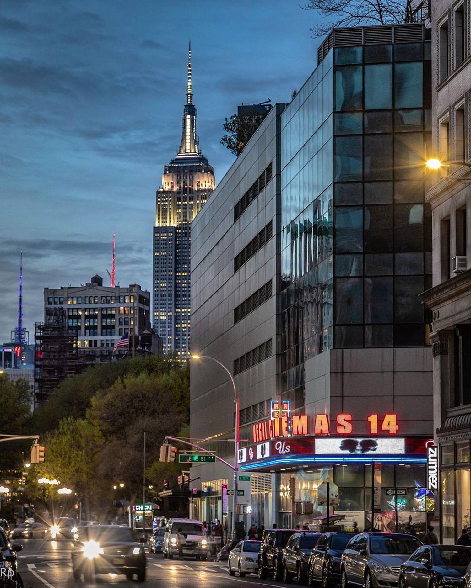 Broadway, Union Square, Manhattan