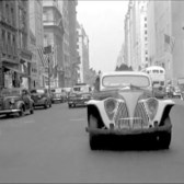 1945 Car Dashcam / Rumble Seat Cam - Classic American Cars / New York City - WDTVLIVE42