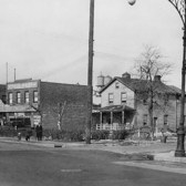Avenue M and East 17th Street in Brooklyn in 1932