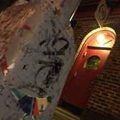 Pigeon 52 - Ave B @ E. 7th St. #bar7B @zcohn1 #foroldtimessake #pigeon #7b #eastvillage #nyc #streetlight #streetart #original #glass #art #wheatpaste #graffiti #7bhorseshoebar #nycstreetart  #urban #lastcall #streetlightpigeon #gbpigeonnyc #gbwashere