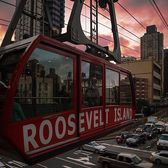 Roosevelt Island Tram, New York City. Photo via @afieldsnyc #viewingnyc