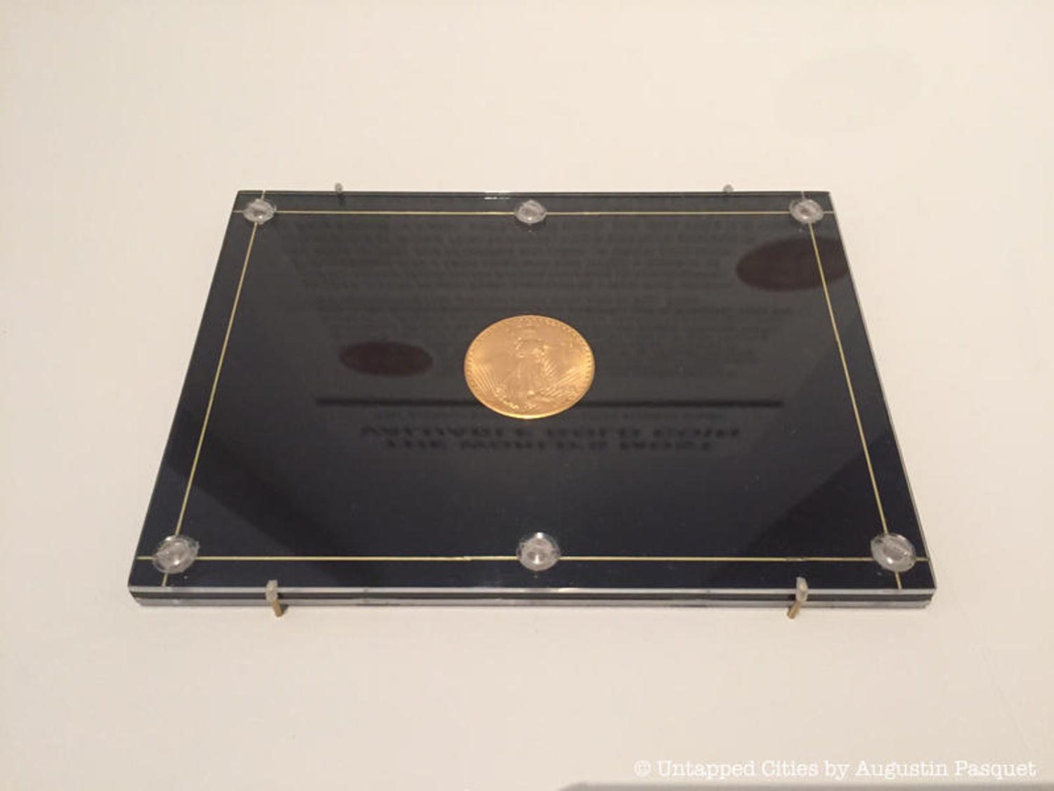 The World's Most Valuable Gold Coin