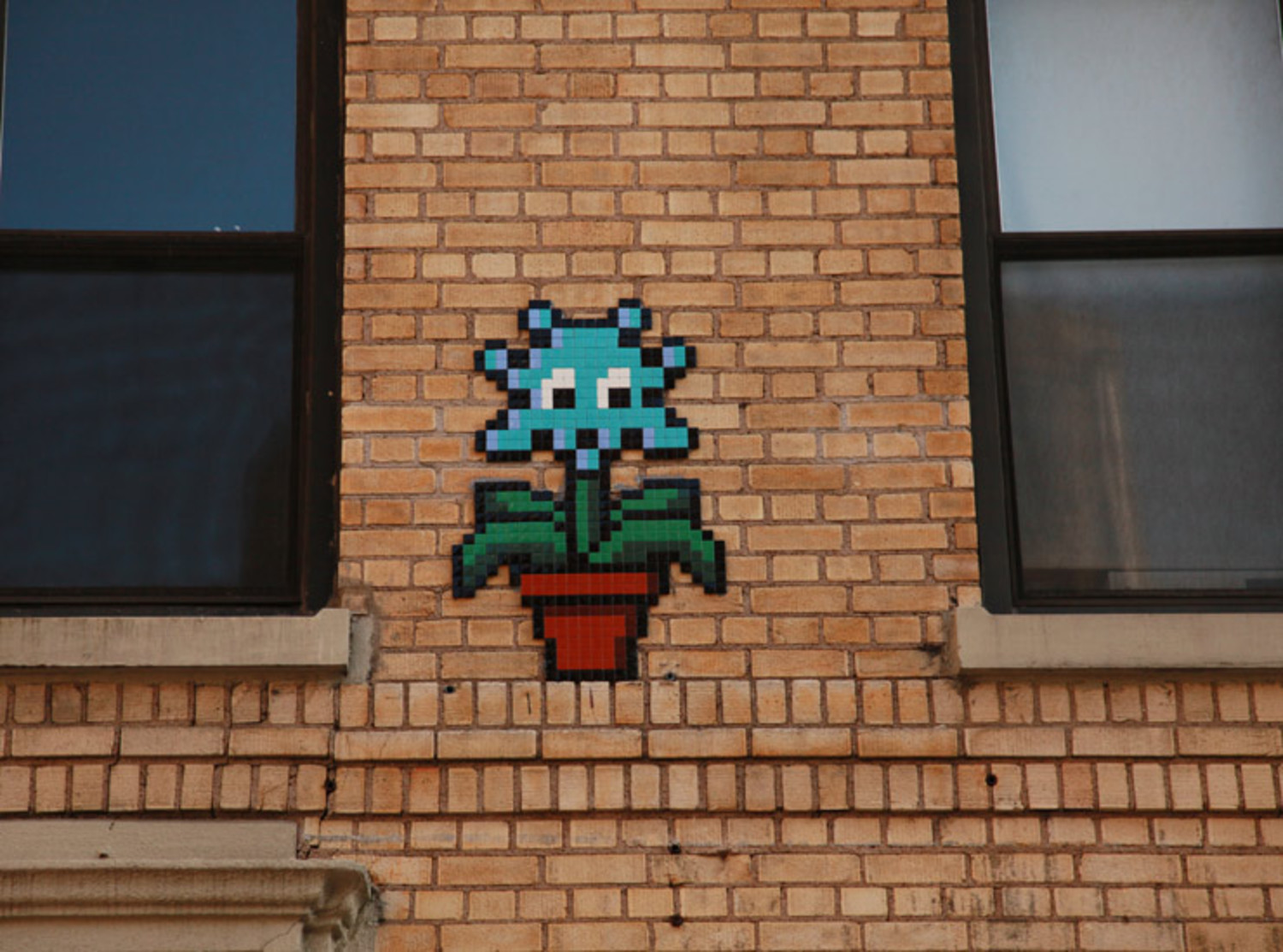 Invader. Manhattan, NYC.
