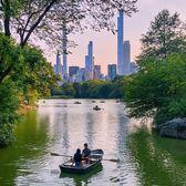 The Lake, Central Park, Manhattan
