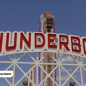 Get Going: Take a POV Ride on Luna Park's Thunderbolt
