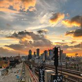 Sunnyside, Queens. Photo via @nyclovesnyc #viewingnyc