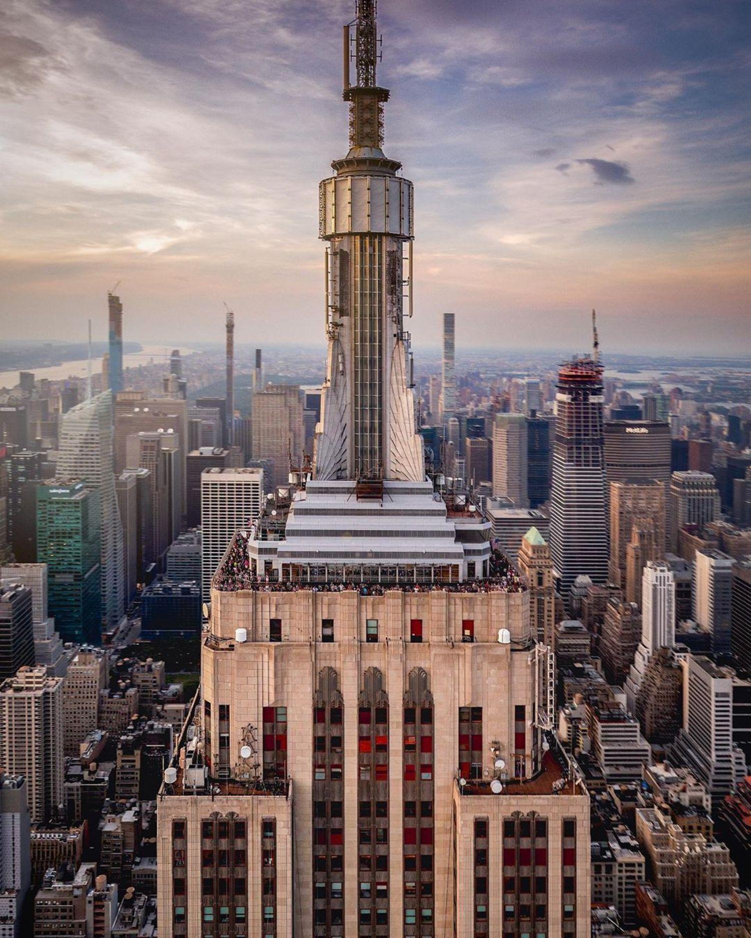 Empire State Building, New York, New York