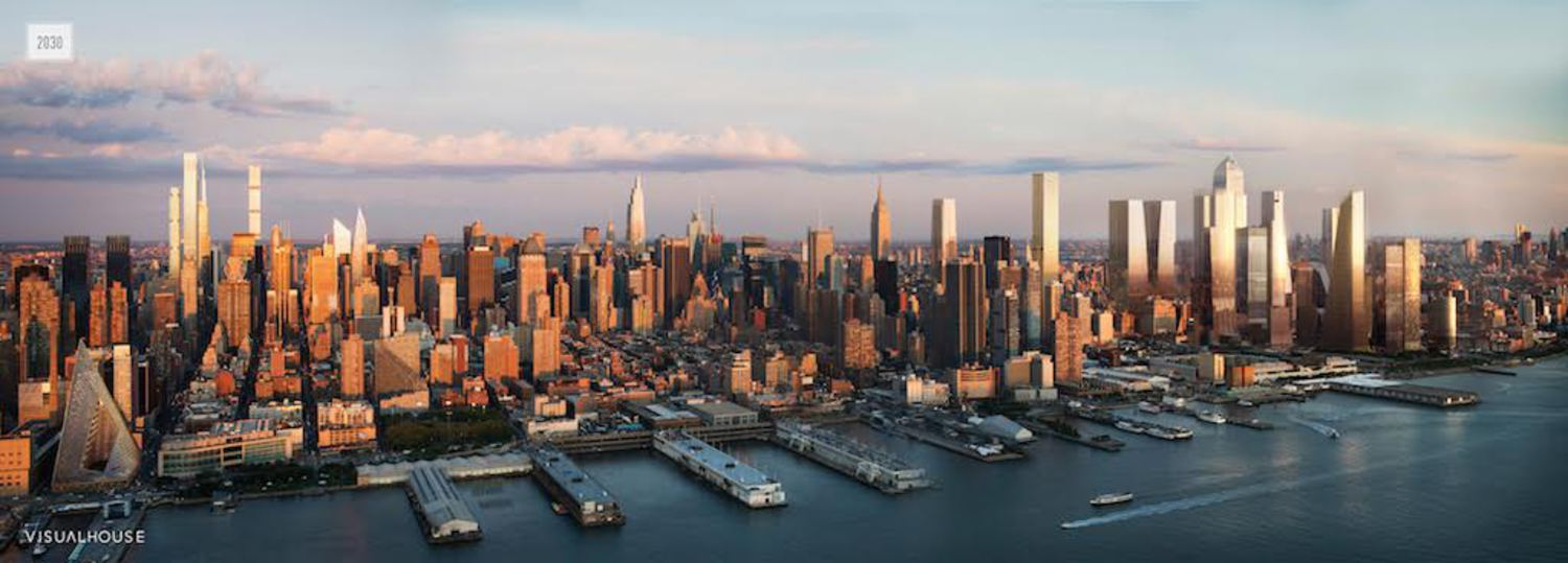 Get a Look at the NYC Skyline in 2030!