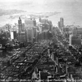 Lower Manhattan on May 26, 1926.