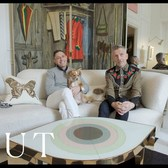Inside Jonathan Adler and Simon Doonan's Whimsical Home