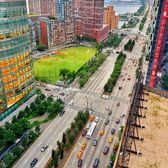 West Side Highway, New York, New York. Photo via @gigi.nyc #viewingnyc #newyorkcity #newyork