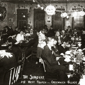 The Samovar, West Fourth Street; photograph by Jessie Tarbox Beals.