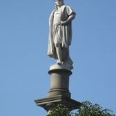 Columbus Circle Statue, New York, New York