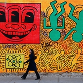 Keith Haring, New York City