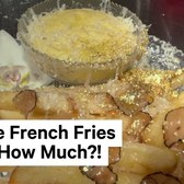 Most Expensive French Fries in the World