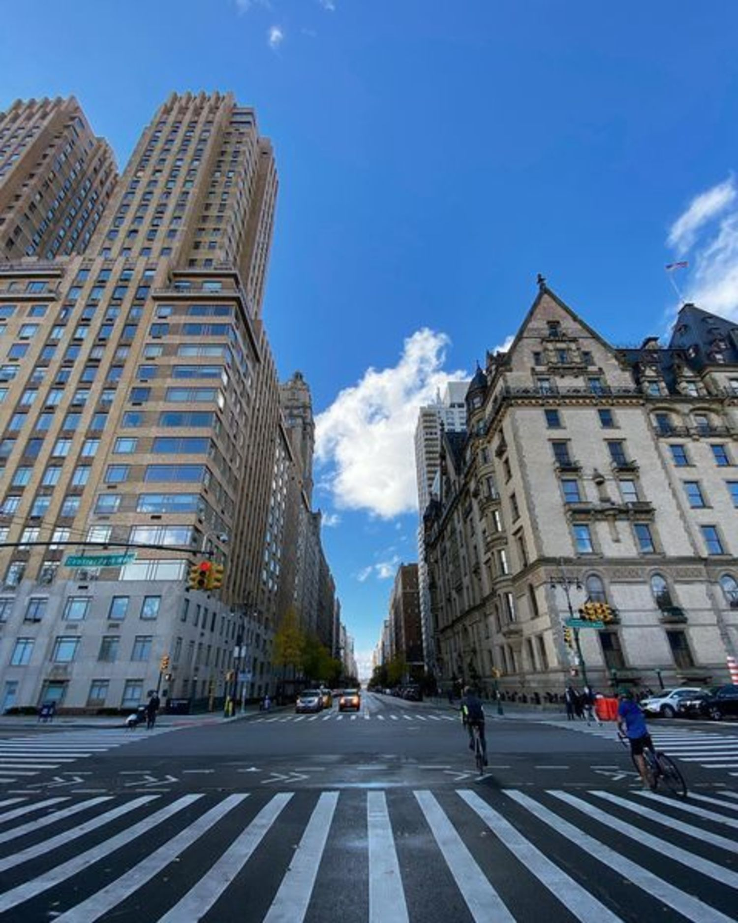 Central Park West and 72nd Street, Upper West Side, Manhattan